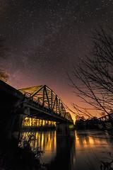 Skagit River Bridge, Hwy 9 (i8seattle) Tags: skagitvalley skagitcounty skagitriver sedrowoolley clearlake