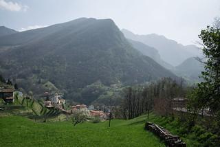 Arogno . Ticino