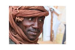 Portrait du Niger (Pi-F) Tags: portrait afrique sahel niger regard niamey sourire homme expression