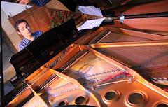 SONIDOS DE PRIMAVERA - MÚSICA EN SEMANA SANTA - TRÍO SCHOLA - SÁBADO 15 DE ABRIL´17 - IGLESIA CEREZALES DEL CONDADO (juanluisgx) Tags: leon cerezales cerezalesdelcondado spain musica music concierto concert fundacioncerezalesantoninoycinia fundacioncerezales sonidosdelprimavera musicadecamara chambermusic musicaensemanasanta davidmartingutierrez enriquelapaz ferran arbona clarinete clarinet cello violoncello piano klavier