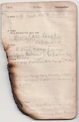 8-14 Nov 1915 (wheresshelly) Tags: ww1 wwi world war 1 australia gallipoli egypt military australian 4th field ambulance anzac morton wilfred