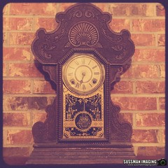 If I Could Turn Back Time (The Suss-Man (Mike)) Tags: antique antiqueclock bricks clock cumming forsythcounty georgia old sonyilca77m2 sussmanimaging thesussman time