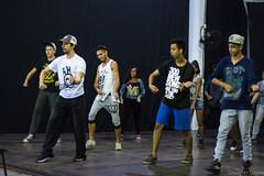 Aula de Danças Urbanas
