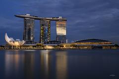 Marina Bay Sands (Martin Yon) Tags: martinyon singapore marina bay sands mbs