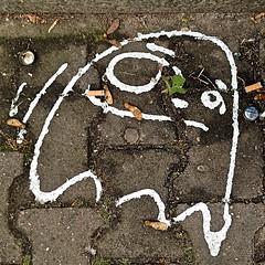 2016-10-01   lookdown (City Ghost) (clemisan) Tags: urban lookdown frankfurt city ghost