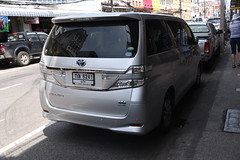 Toyota Vellfire E-Four Hybrid Synergy Drive (D70) Tags: the toyota alphard is fullsize luxury mpv minivan produced japanese automaker vehicle named brightest star constellation hydra vellfire efour hybrid synergy drive