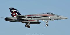 F/A-18C 164270/DC-00 VMFA-122 Cmnder (C.Dover) Tags: flying leathernecks 164270 164270dc00 fa18c mcasyuma marines mcdonnelldouglas usmc vmfa122 wti172 flyingleathernecks