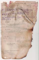 27 Dec 1915 - 2 Jan 1916 (wheresshelly) Tags: ww1 wwi world war 1 australia gallipoli egypt military australian 4th field ambulance anzac morton wilfred