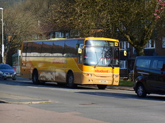 Stagecoach in South Wales 52631 (Welsh Bus 17) Tags: stagecoach southwales volvo b10m62 jonckheere modulo 52631 s671rwj crosskeys eastmidlands 671
