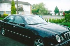 Mercedes W210 E-Class (VAGDave) Tags: mercedes w210 eclass