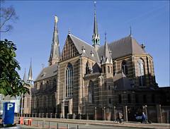 Эйндховен, Голландия, Кирха Святого Сердца (zzuka) Tags: эйндховен голландия eindhoven netherlands кирха church