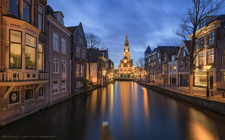 De Waag (Dutch cheese museum) in Alkmaar, Netherlands