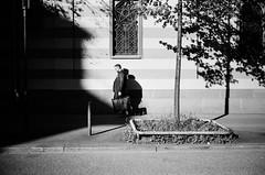half light (gato-gato-gato) Tags: 35mm ch contax contaxt2 iso400 ilford ls600 noritsu noritsuls600 schweiz strasse street streetphotographer streetphotography streettogs suisse svizzera switzerland t2 zueri zuerich zurigo z¸rich analog analogphotography believeinfilm film filmisnotdead filmphotography flickr gatogatogato gatogatogatoch homedeveloped pointandshoot streetphoto streetpic tobiasgaulkech wwwgatogatogatoch zürich strase onthestreets mensch person human pedestrian fussgänger fusgänger passant