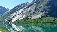 Mirror (michellemätzig) Tags: mirror nature landscape lake light colour mountain snow best beautiful norway europe awesome incredible exciting good gorgeous favorite fantastic