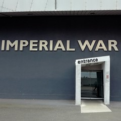 Imperial war. (Hilary Causer) Tags: imperialwarmuseum salfordquays manchester architecture entrance daniellibeskind mobilephonephotography