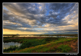 Cache Valley Sunrise by James Neeley http://flic.kr/p/7uBwhH