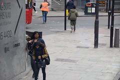 DSC_9298 London Bus Route #205 City Road New Construction (photographer695) Tags: london bus route 205 city road new construction
