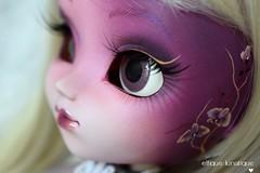"FS/FA ""Orchid"" - Pullip FC OOAK (Elfe de Lune) Tags: poupée pullip pullipcustom pink doll ooak orchidee orchid elfe elfiquelunatique elfedelune nomado faceup fc fullcustom repaint makeup custom"