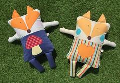 Naninha Raposa (sunnyfunnystudio) Tags: bichinho travesseiro travesseirobichinho baby forbabies sunnyfunnystudio craft artesanal brinquedo bebê fox raposa naninha
