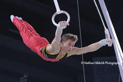 Flickr photoset: EK Toestelturnen - Allroundfinale jongens - Foto's Mathias Hikketik