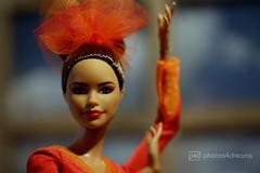 misty c. - portrait (photos4dreams) Tags: mistycopelandfirebirdp4d dress barbie mattel doll toy photos4dreams p4d photos4dreamz barbies girl play fashion fashionistas outfit kleider mode puppenstube tabletopphotography bilitis hamilton soft focus ballett ballet dancer dancers tänzerinnen tänzerin ballerina mistycopeland star primal diorama aa beauties beautiful girls women ladies damen weiblich female firstafricanamericanfemaleprincipaldancerwiththeprestigiousamericanballettheatre principaldancer primaballerina firebird feuervogel phoenix