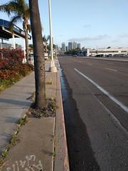 Atlantic Street (So Cal Metro) Tags: sidewalk stamp historic sandiego history concrete cement atlantic atlanticst atlanticstreet curb street
