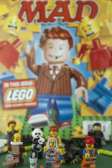 MAD - Lego (Peter von Kappel) Tags: pictures cats macro brick yellow photoshop canon magazine studio fun toy toys 50mm aperture klein comic raw lego president small bricks run lord adventure plastic story peter gelb cop 5d gail alfred manual 12 pk mad dslr spielzeug f25 tabletop collectable markii minifigure emmet plastik mark2 kappel minifigures customwb themovie legofigur pandaguy maxerl kappel79
