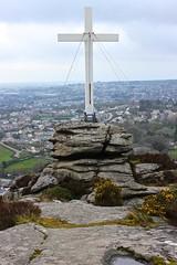 (jameseharding) Tags: easter rocks cornwall cross hill granite redruth carnbrea