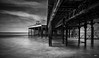 10 Stop Storm (pkweston) Tags: longexposure sea storm pier blackwhite 10stop goldcollection bestcapturesaoi elitegalleryaoi