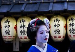 Ryoka (Japanexperterna.se) Tags: japan kyoto maiko geiko geisha    gion higashi