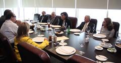 Acude Senador Hermosillo a reunión extraordinaria de la Comisión de Vivienda