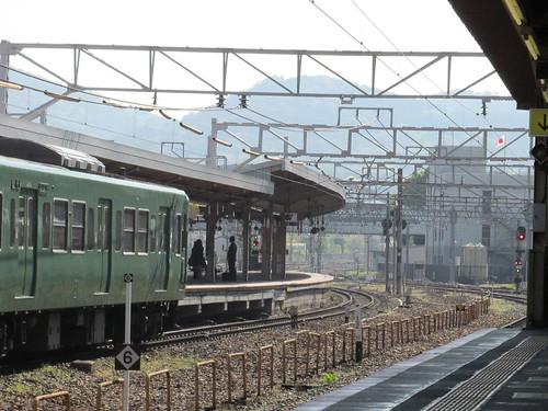 Gare de Kyoto, Japon