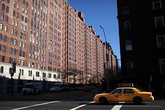 chelsea . new york city (Ross Reyes) Tags: nyc newyorkcity cinema lightandshadows cab taxi yellowcab cinematic nyctaxi makeamovie likeamovie rossreyes cinematicphotography fareuncinema