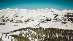 I Know You're Out There (DEARTH !) Tags: mountain snow mountains outside snowboarding outdoors colorado skiing crestedbutte dearth tiocalliebowl