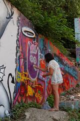Austin Graffiti Park (BenWestPhotography) Tags: streetart canon austin eos graffiti raw texas austintexas 1750 dxo tamron ef atx tamron1750f28 40d tamronspaf1750mmf28xrdiiildasphericalif canon40d hopeoutdoorgallery austingraffitipark