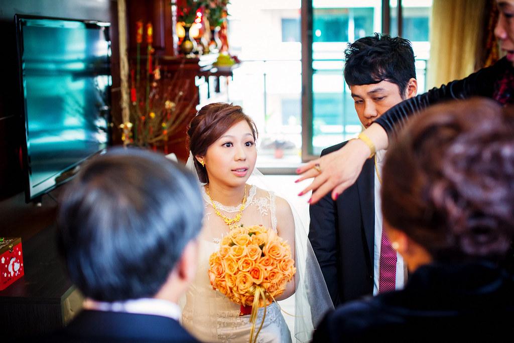 士銘&睿芯Wedding-040