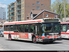 Toronto Transit Commission #7310 (vb5215's Transportation Gallery) Tags: new toronto flyer ttc 1999 transit commission d40lf