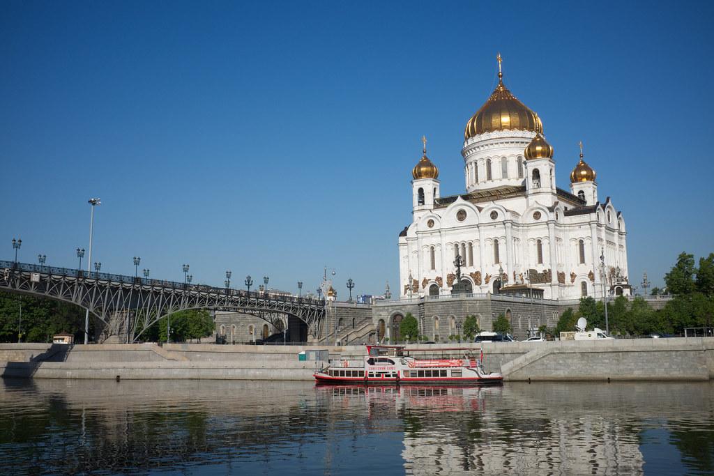 фото: Cathedral of Christ The Saviour / Катедралата Христос Спасител