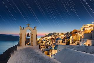 Moments In Time || Oia Santorini