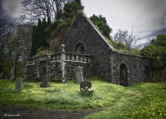 Sleat Peninsula - Old Kilmore Church (kfjmiller) Tags: building skye church nature landscape scotland ruin april edits 2014 sleat kilmore niksoftware nikond7000 oldkilmorechurch