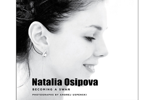 Natalia Osipova: Becoming a Swan, published by Oberon Books © Oberon
