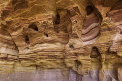 Faces in the Sand (RichJPowell) Tags: usa canon fire sandstone nevada valley