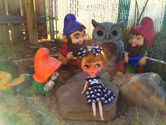 Oliver doesn't care much for her new found friends... Or when you call her Ophelia ;)