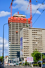 InCity (smazoyer) Tags: urban tower architecture lyon rhne incity partdieu tourincity