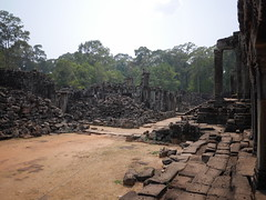 Ruins (CentipedeCarpet) Tags: four cambodia photos panasonic micro siem reap thom angkor unlimited thirds bayon 14mm gx7