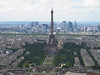 Blick vom Tour Montparnasse (Priska B.) Tags: paris france frankreich tour stadt aussicht montparnasse eifelturm luftbild