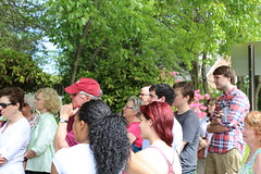 """Canvass Launch in Arlington • <a style=""""font-size:0.8em;"""" href=""""http://www.flickr.com/photos/117301827@N08/14210303126/"""" target=""""_blank"""">View on Flickr</a>"""
