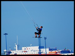 Arbeyal 15-Mayo 2014 (15) (LOT_) Tags: kite beach wind lot asturias viento spot kiteboarding kitesurfing gijon jumps arbeyal element3 switchkites asturkiters nitro3