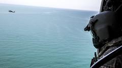 140514-Z-AR422-510 (New York National Guard) Tags: rescue black army us gulf hawk navy kuwait arabian recovery personnel medics uh60 medevac overwater oef 68w 15t