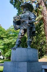 D'Artagnan (Matt H. Imaging) Tags: statue maastricht sony tamron slt a55 sonyalpha slta55v tamron18270pzd ©matthimaging